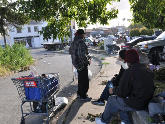 Dorothy's Place is trying to raise money on Giving Tuesday to augment its social workers and trim its waiting list of homeless people seeking help with housing.