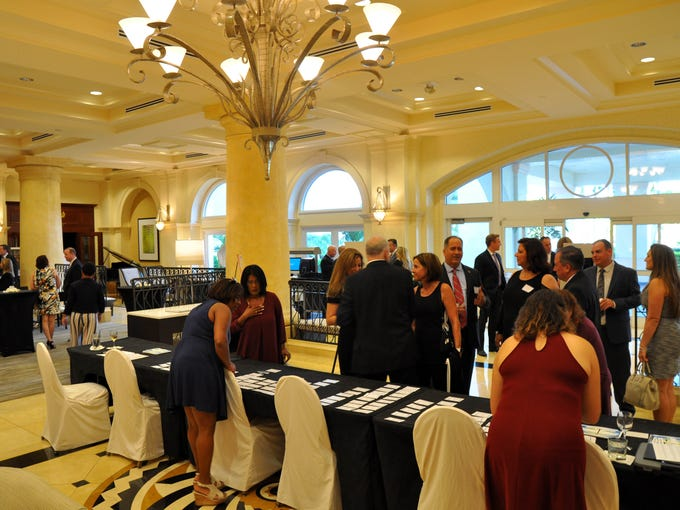 Guests enjoyed their time at the 9th Annual Barrister's
