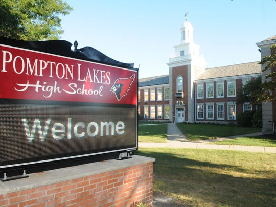 Pompton Lakes High School.