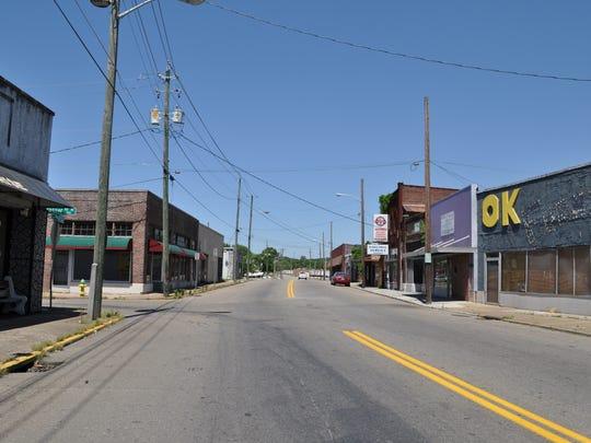 Preservation group Knox Heritage includes the Burlington