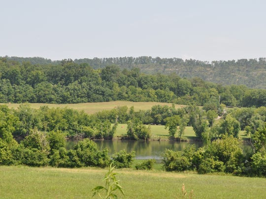 The French Broad River Corridor is listed on Knox Heritage's