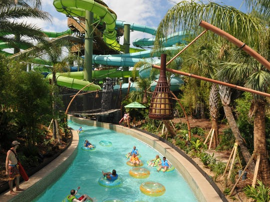 Thursday's Grand Opening of Universal's Volcano Bay