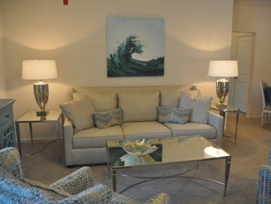 Diamond Oaks Village offers one bedroom, one bath and