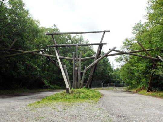 Entrance at old Jungle Habitat