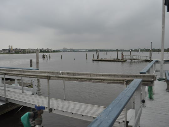 Open waters of opportunity. The Hackensack River is