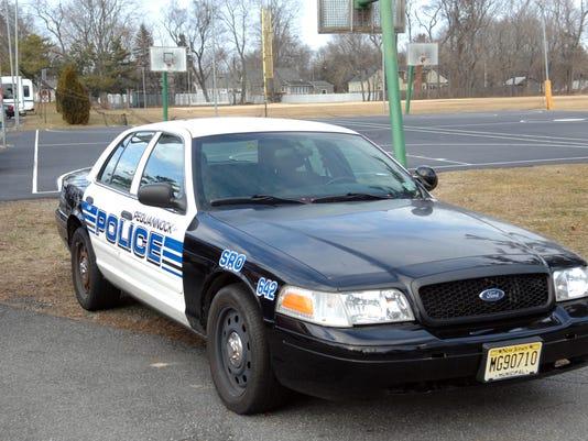 Pequannock Police car