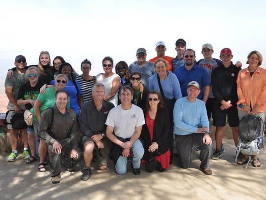 Birmingham area volunteers travelled to Kenya in August