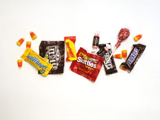 Halloween candy is just part of a massive confectionary