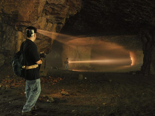 Dan Lopez and his crew explore the abandoned Williams Lake Mine in the northeast.