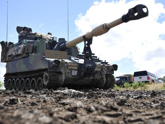 Paladin M109A6
