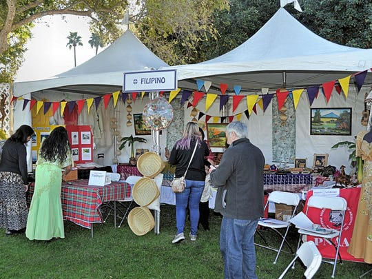 The Arizona Asian Festival takes place Saturday and Sunday, Dec. 2-3 at the Scottsdale Civic Center Mall in Scottsdale.