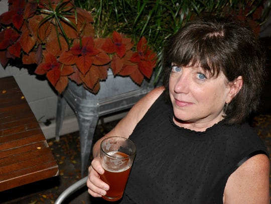 Kathy Flanigan, who writes about beer for the Milwaukee