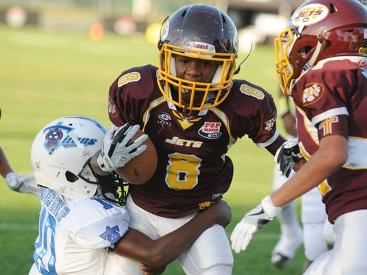 POP WARNER WEEK GAMES  2017 AT ESPN Wide World of Sports