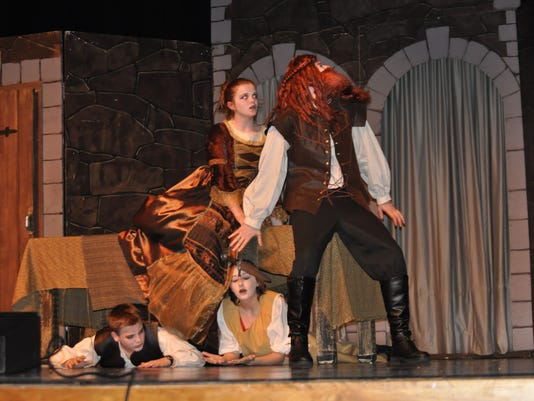 Lee High one act play
