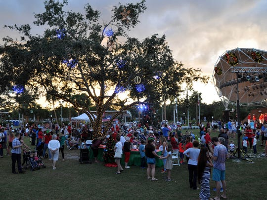 BonitaFest is from 3 to 9 p.m. Saturday, Nov. 23, at Riverside Park in Bonita Springs, and includes live music, food, beer, wine, margaritas, soft drinks and raffle prizes.