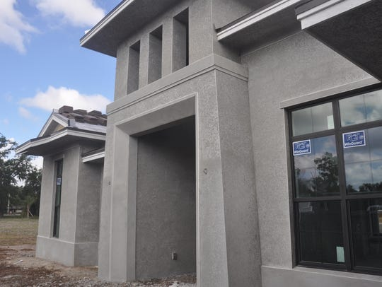Carleton Estates will have 10 single-family homes on
