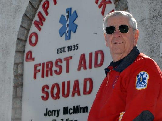 """Gerald """"Jerry"""" McMinn, Pompton Lakes, N.J."""