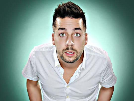 John Crist is one of many performers for Thursday's