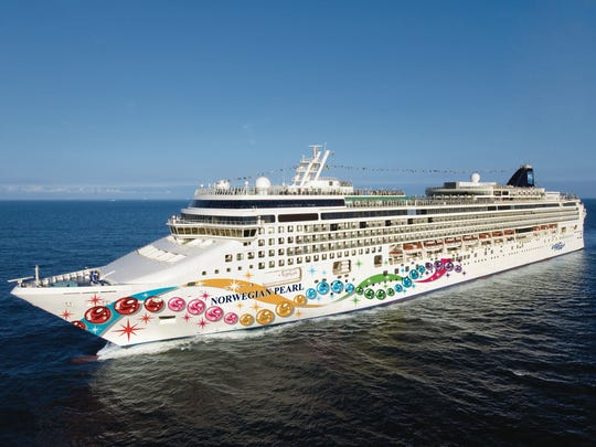 Norwegian Cruise Line is apologizing to customers after canceling a cruise in Barcelona to make repairs following a technical issue.