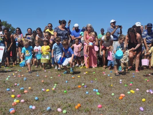 Egg hunts and more