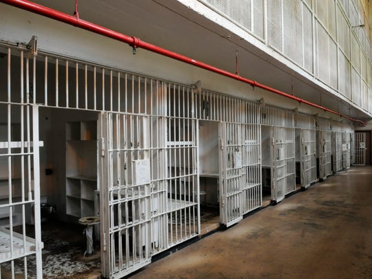 The historical prison, which once housed James Earl Ray, was built in 1896 but has been replaced with a new facility - the Morgan County Correctional Complex.
