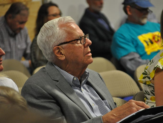 Former N.M. Representative and Chair of the Carlsbad