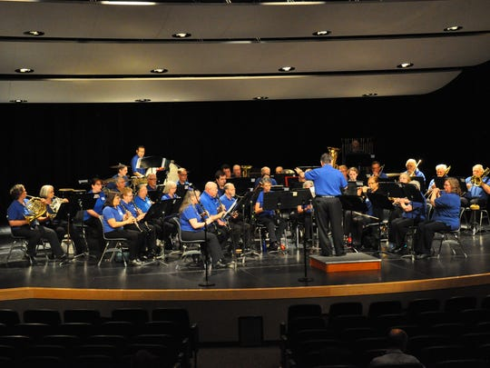 The Keizer Community Band will present its annual spring concert at 7 p.m. Wednesday, May 16 at the McNary High School auditorium.
