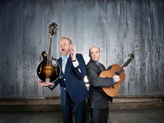 Dailey & Vincent will perform at Dollywood's Barbecue
