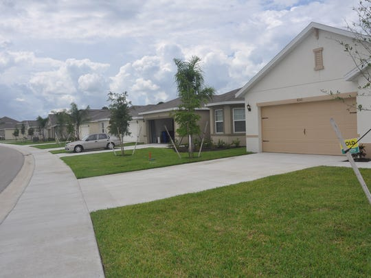 The community of Town Lakes in Lehigh Acres will have