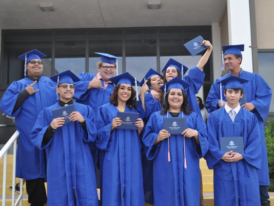 Carlsbad 18 summer graduation