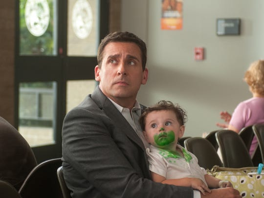 "Steve Carell's likable performance elevates ""Alexander and the Terrible, Horrible, No Good, Very Bad Day."""