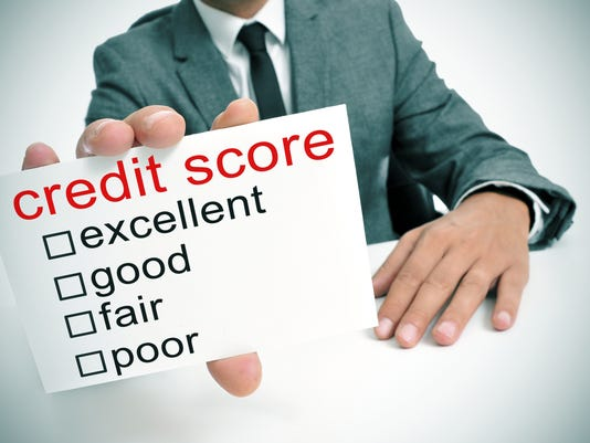 Protect credit score from dropping when shopping