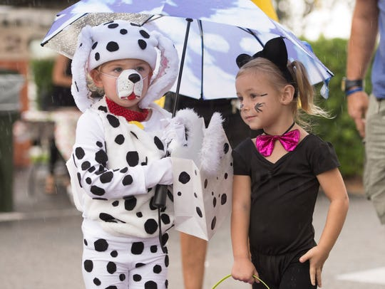 This year's Hobgoblin Costume Parade is 1-4 p.m. October 27 in downtown Stuart.