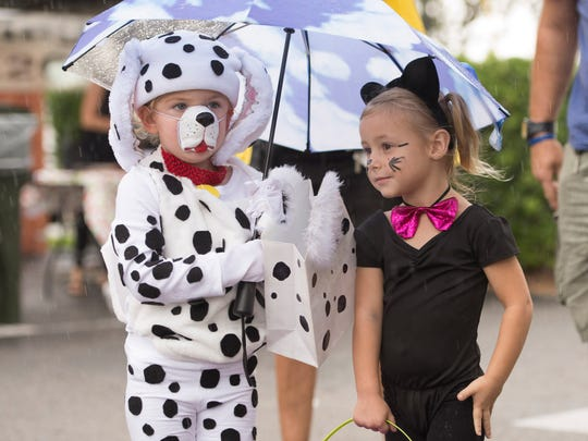 Hobgoblins on Main Street, which features a parade and trick-or-treating, is 1-4 p.m. Saturday in downtown Stuart.