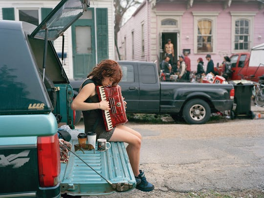 Justine Kurland's captures fleeting beauty in her photos,