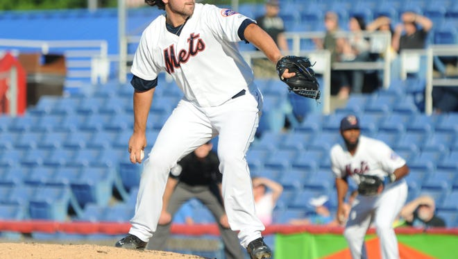 Michael Fulmer made 15 starts for Double-A Binghamton, going 6-2 with a 1.88 ERA.