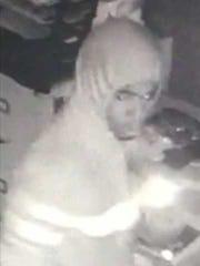 Surveillance footage captured a Fillmore restaurant