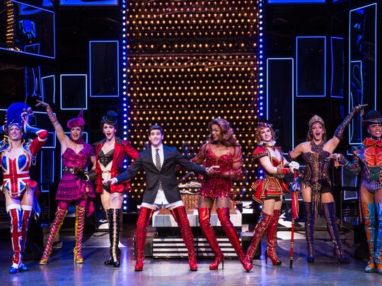 """""""Kinky Boots"""" tells the story of a man who inherits his father's failing shoe factory and finds an unusual way to stay in business."""