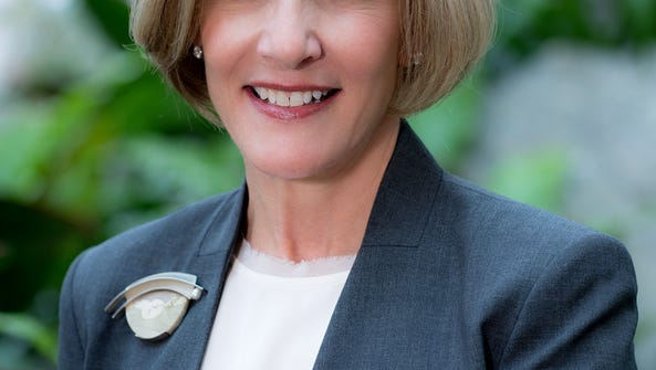 Joan Docktor, president and CEO of Berkshire Hathaway