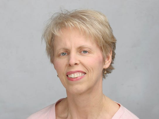 Ann Carothers. Des Moines Register reporter, editor
