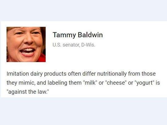Baldwin's claim
