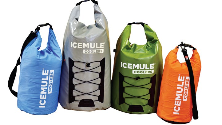 ,Icemuler coolers, starting at $50, at Intracoastal Outfitters.