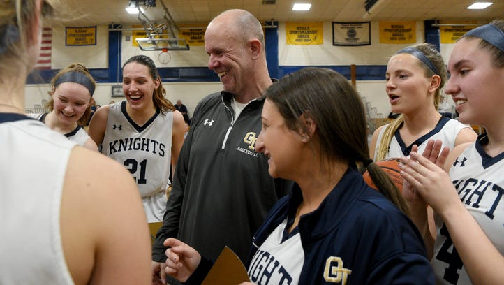 Cooper: Brian Dunn, NVOld Tappan girls hoops coach, reaches 400-win mark