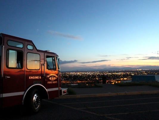 Alamogordo Fire Department File Photo