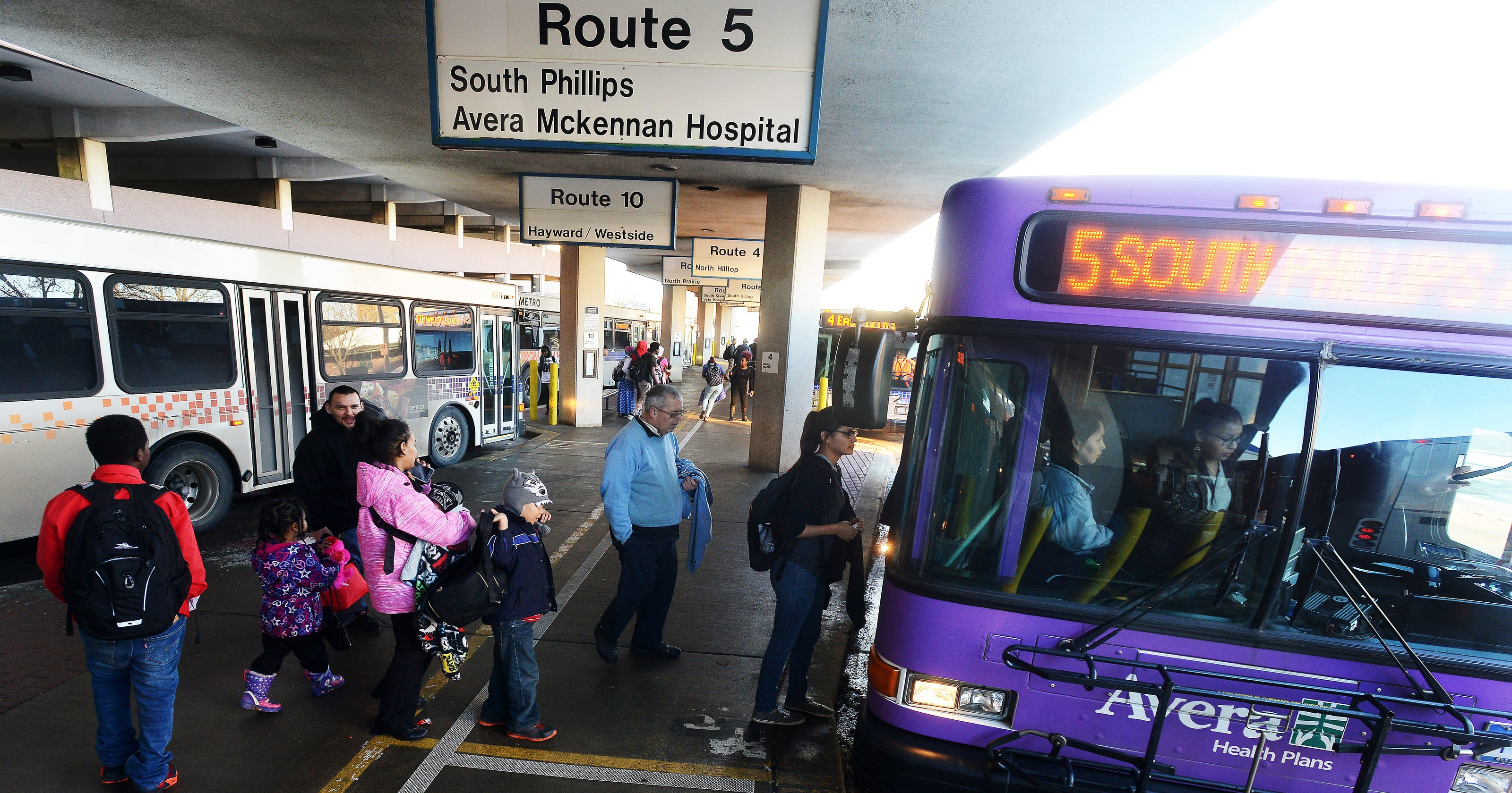 is it time for sioux falls to redraw bus routes?
