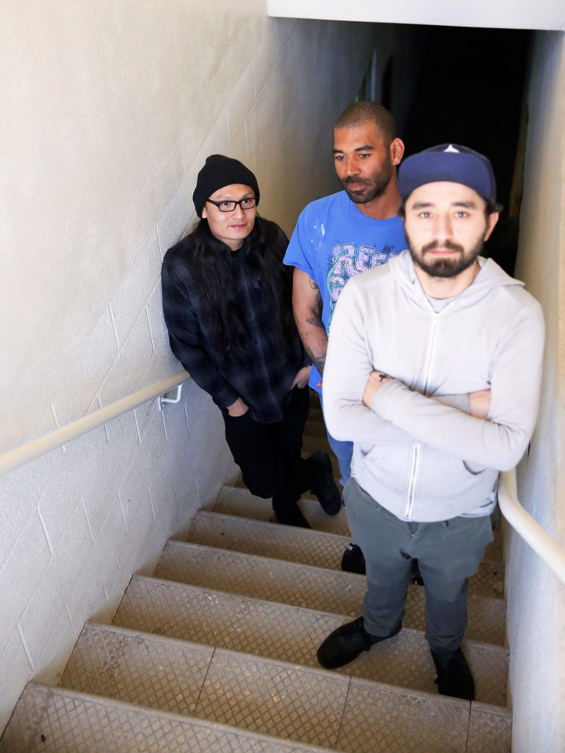 "The local rock trio Cinematica will go back into the studio early next year to record the follow-up to its debut disc ""Ultraviolet Waterfall."""