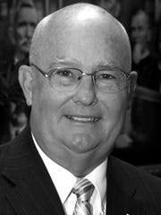 Former Union University athletic director David Blackstock