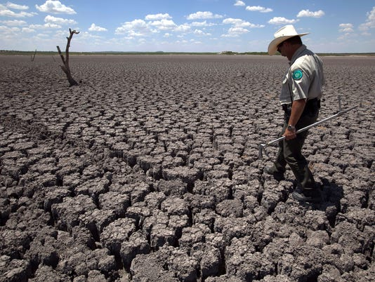 AP TEXAS LINGERING DROUGHT A FILE USA TX