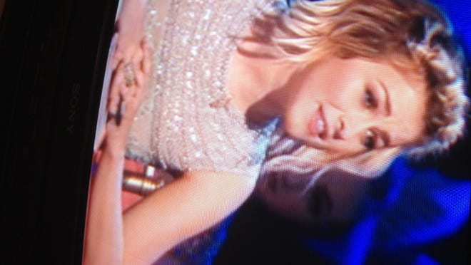 Julianne Hough on Monday's 'DWTS'