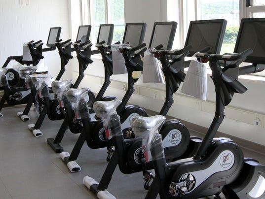 corning gym
